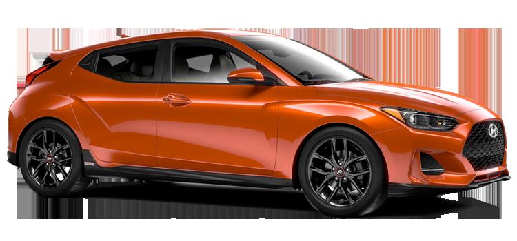 2019 Hyundai Veloster Turbo R-Spec 3D Hatchback