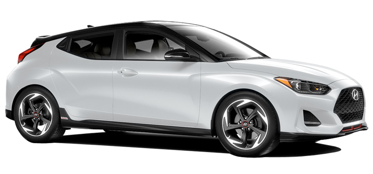 2019 Hyundai Veloster Turbo Ultimate 3D Hatchback