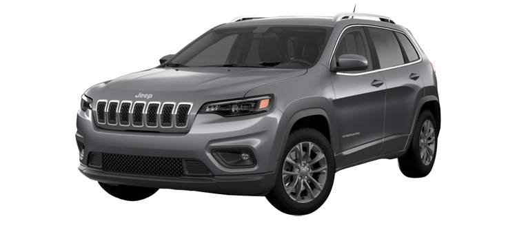 Used 2019 Jeep Cherokee Latitude Plus