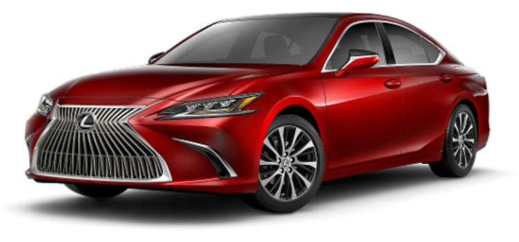 used 2019 Lexus ES ES 350 Luxury