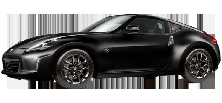 Round Rock Nissan - 2019 Nissan 370Z Coupe 3.7L Manual Base