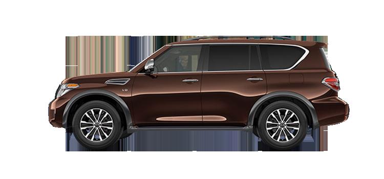 Georgetown Nissan - 2019 Nissan Armada 5.6L V8 SL