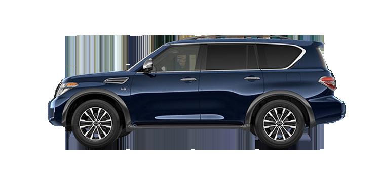 Hattiesburg Nissan - 2019 Nissan Armada 5.6L V8 SL
