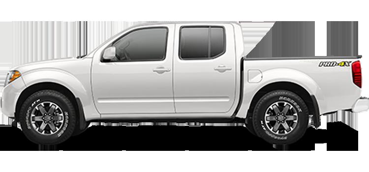 Beaumont Nissan - 2019 Nissan Frontier Crew Cab 4.0L Automatic PRO-4X
