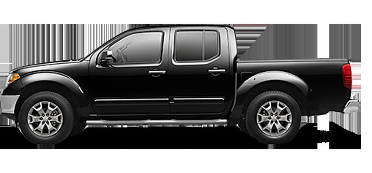 Rosenberg Nissan - 2019 Nissan Frontier Crew Cab 4.0L Automatic SL
