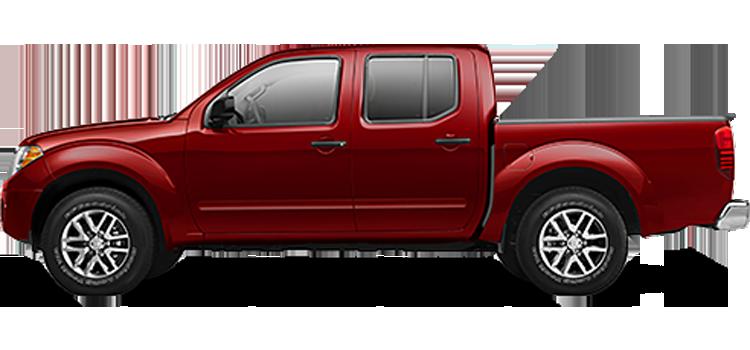 Pascagoula Nissan - 2019 Nissan Frontier Crew Cab 4.0L Automatic SV