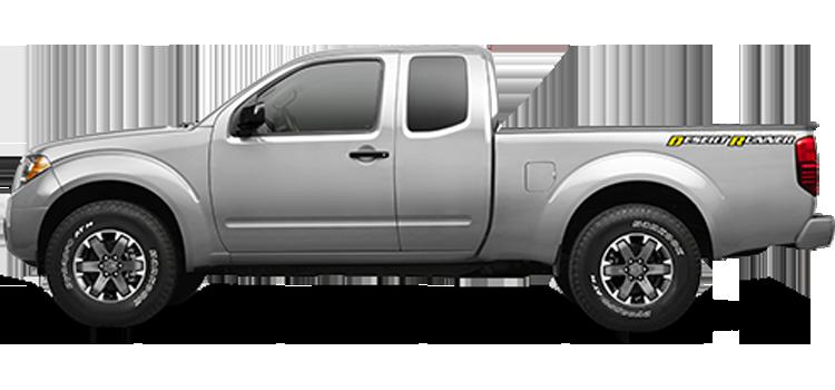 Beaumont Nissan - 2019 Nissan Frontier King Cab 4.0L Automatic Desert Runner