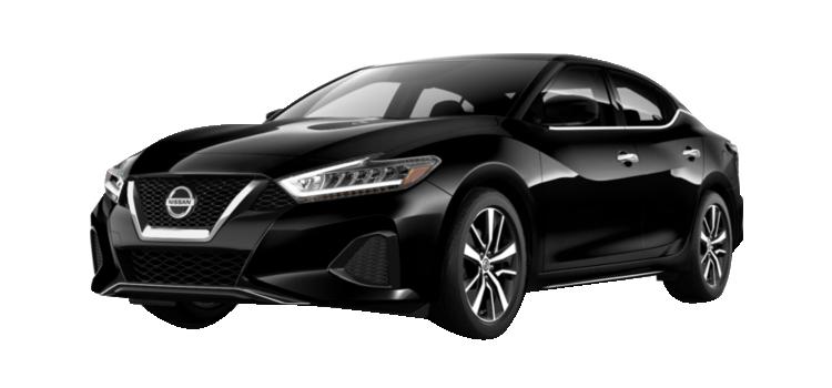 Gulfport Nissan - 2019 Nissan Maxima 3.5 Xtronic CVT S