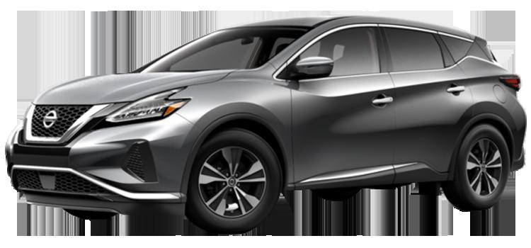 Houston Nissan - 2019 Nissan Murano Xtronic CVT S