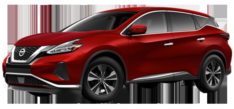 Rosenberg Nissan - 2019 Nissan Murano Xtronic CVT S