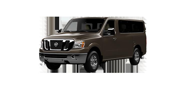 Hattiesburg Nissan - 2019 Nissan NV Passenger 3500 HD 5.6L V8 SL