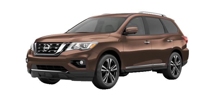 Pascagoula Nissan - 2019 Nissan Pathfinder 3.5L Xtronic CVT Platinum