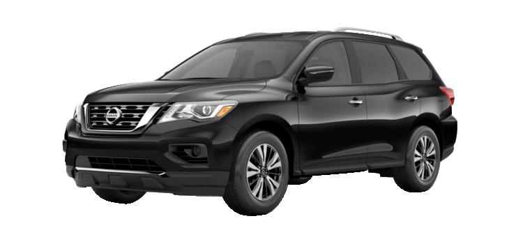 Pascagoula Nissan - 2019 Nissan Pathfinder 3.5L Xtronic CVT S
