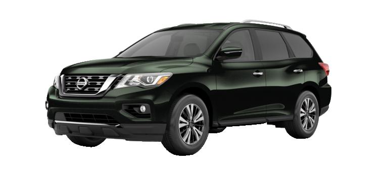 Beaumont Nissan - 2019 Nissan Pathfinder 3.5L Xtronic CVT SV