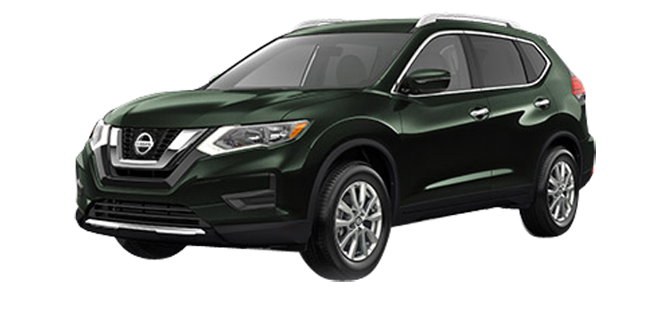 Cedar Park Nissan - 2019 Nissan Rogue 2.5L I4 SV