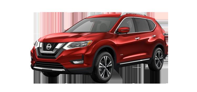 Gulfport Nissan - 2019 Nissan Rogue Hybrid 2.0L I4 SL