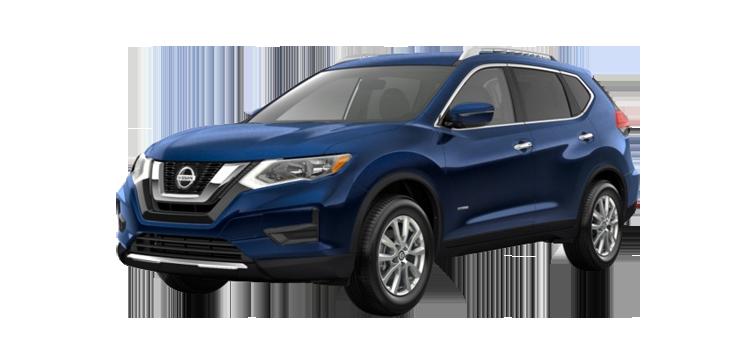 Oklahoma City Nissan - 2019 Nissan Rogue Hybrid 2.0L I4 SV