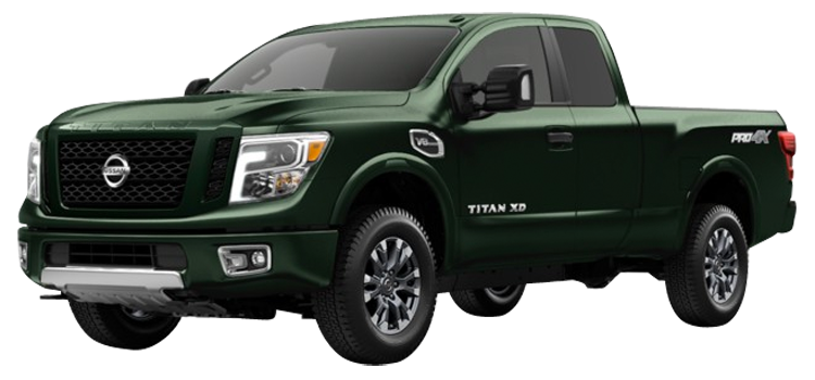 Houston Nissan - 2019 Nissan Titan XD King Cab Gas PRO-4X