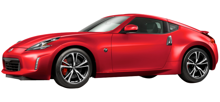 new 2019 Nissan 370Z Coupe 3.7L Automatic Sport Touring
