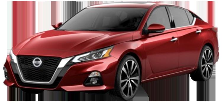 new 2019 Nissan Altima Sedan Xtronic CVT 2.5 Platinum