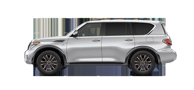 new 2019 Nissan Armada 5.6L V8 Platinum