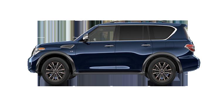 used 2019 Nissan Armada Platinum