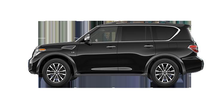 new 2019 Nissan Armada 5.6L V8 SL