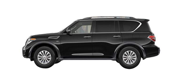 new 2019 Nissan Armada 5.6L V8 SV