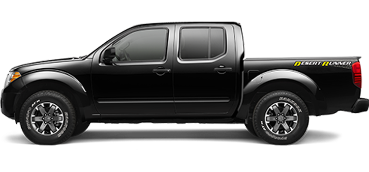 new 2019 Nissan Frontier Crew Cab 4.0L Automatic Desert Runner