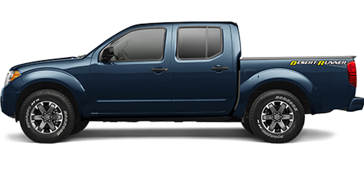 New 2019 Nissan Frontier Crew Cab 4 0l Automatic Desert Runner