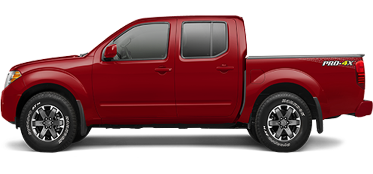 new 2019 Nissan Frontier Crew Cab 4.0L Automatic PRO-4X