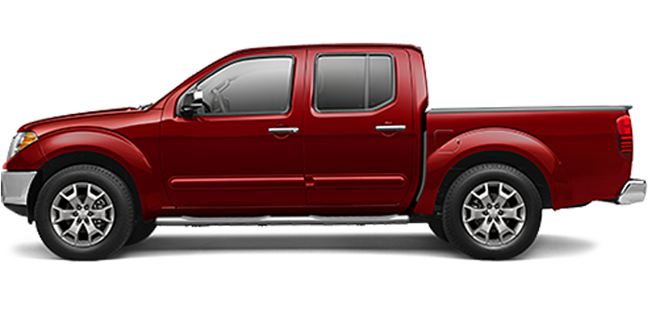 new 2019 Nissan Frontier Crew Cab 4.0L Automatic SL