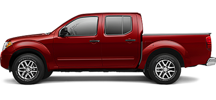 new 2019 Nissan Frontier Crew Cab 4.0L Automatic SV