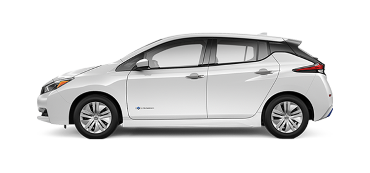 New 2019 Nissan Leaf