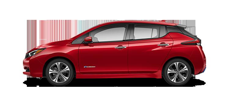 new 2019 Nissan Leaf SL