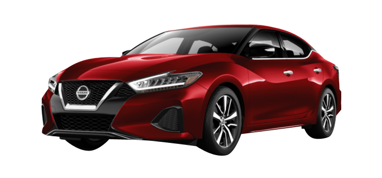 new 2019 Nissan Maxima 3.5 Xtronic CVT SV