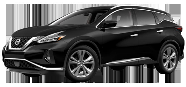 new 2019 Nissan Murano Xtronic CVT Platinum