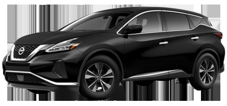 new 2019 Nissan Murano Xtronic CVT S