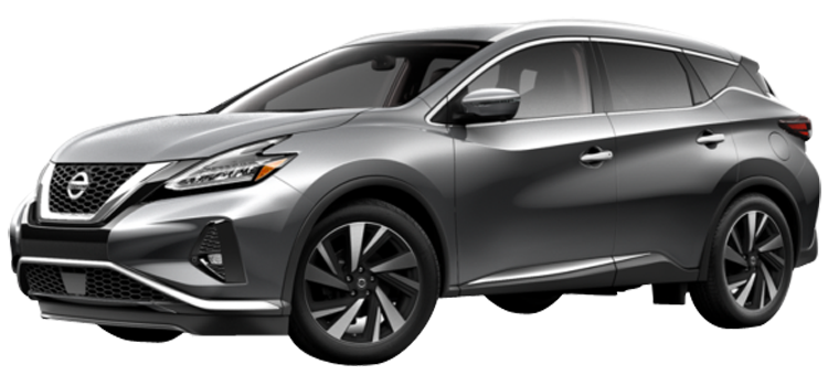 new 2019 Nissan Murano Xtronic CVT SL