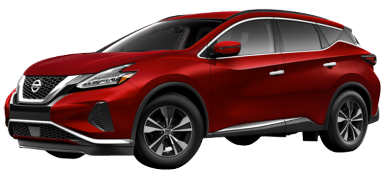 new 2019 Nissan Murano Xtronic CVT SV
