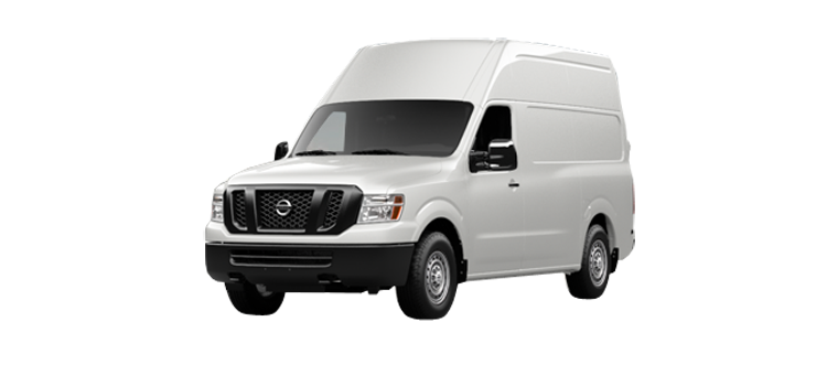 new 2019 Nissan NV Cargo High Roof 3500 5.6L V8 S