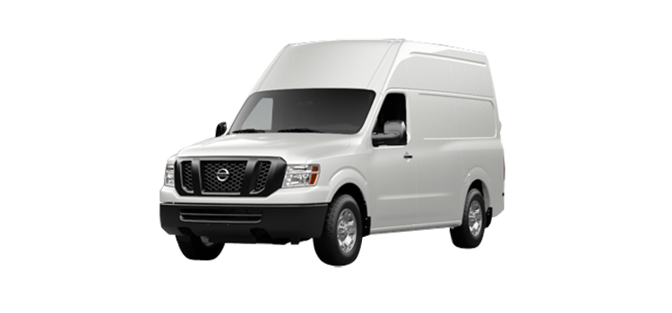 new 2019 Nissan NV Cargo High Roof 2500 4.0L V6 SV