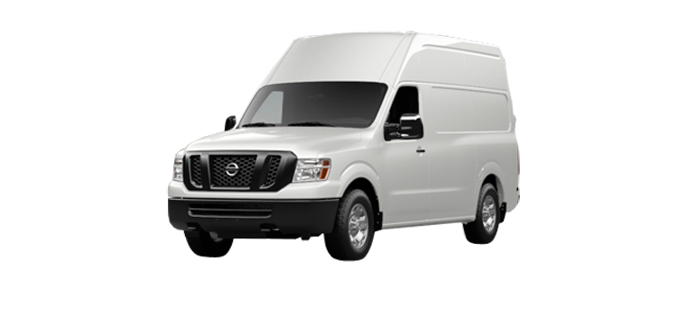 New 2019 Nissan NV Cargo High Roof