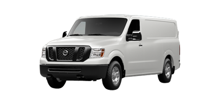 New 2019 Nissan NV Cargo Standard Roof