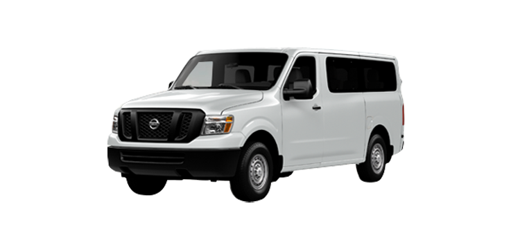 New 2019 Nissan NV Passenger 3500 HD 4.0L V6 S