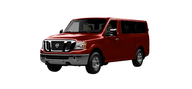 New 2019 Nissan NV Passenger 3500 HD 5.6L V8 SL