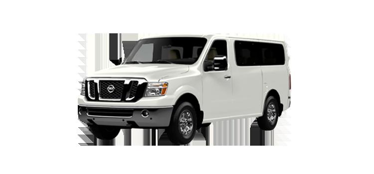 new 2019 Nissan NV Passenger 3500 HD 5.6L V8 SL