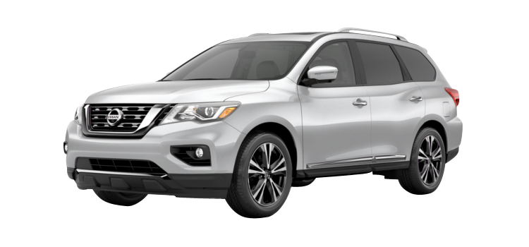 Used 2019 Nissan Pathfinder Platinum