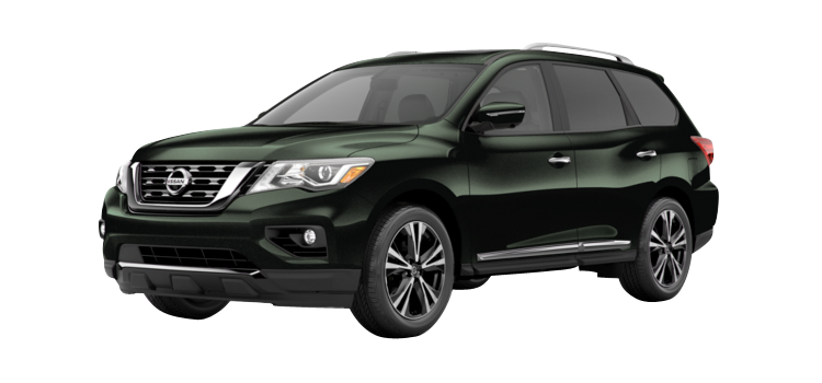 New 2019 Nissan Pathfinder 3.5L Xtronic CVT Platinum