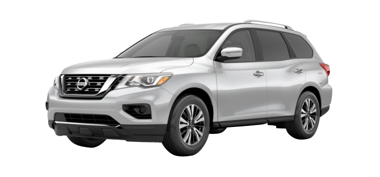 new 2019 Nissan Pathfinder 3.5L Xtronic CVT S